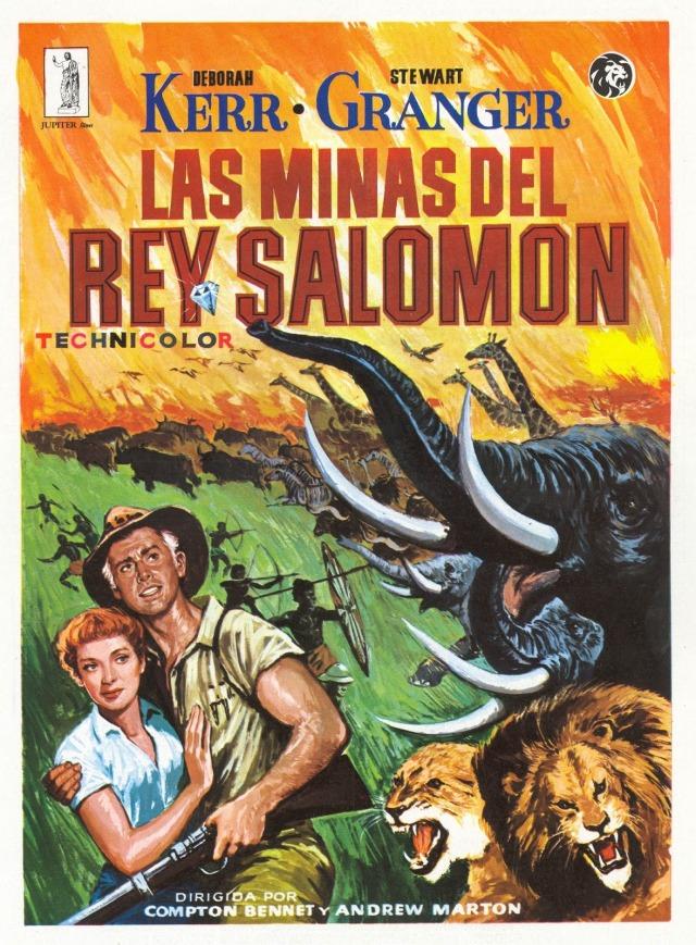 Las Minas Del Rey Salomon 1950