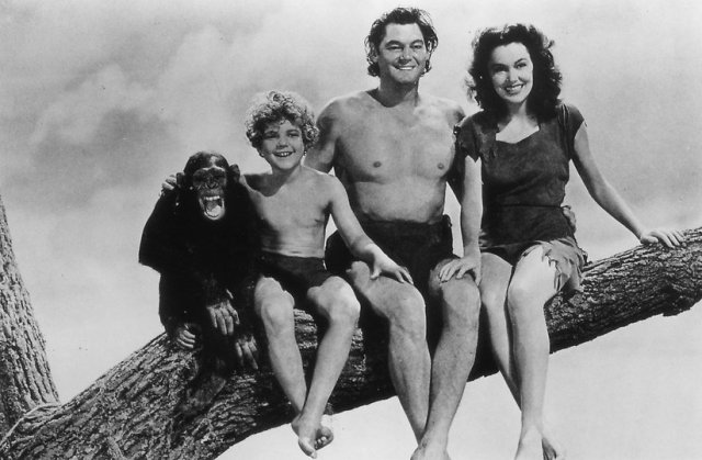 Tarzan family