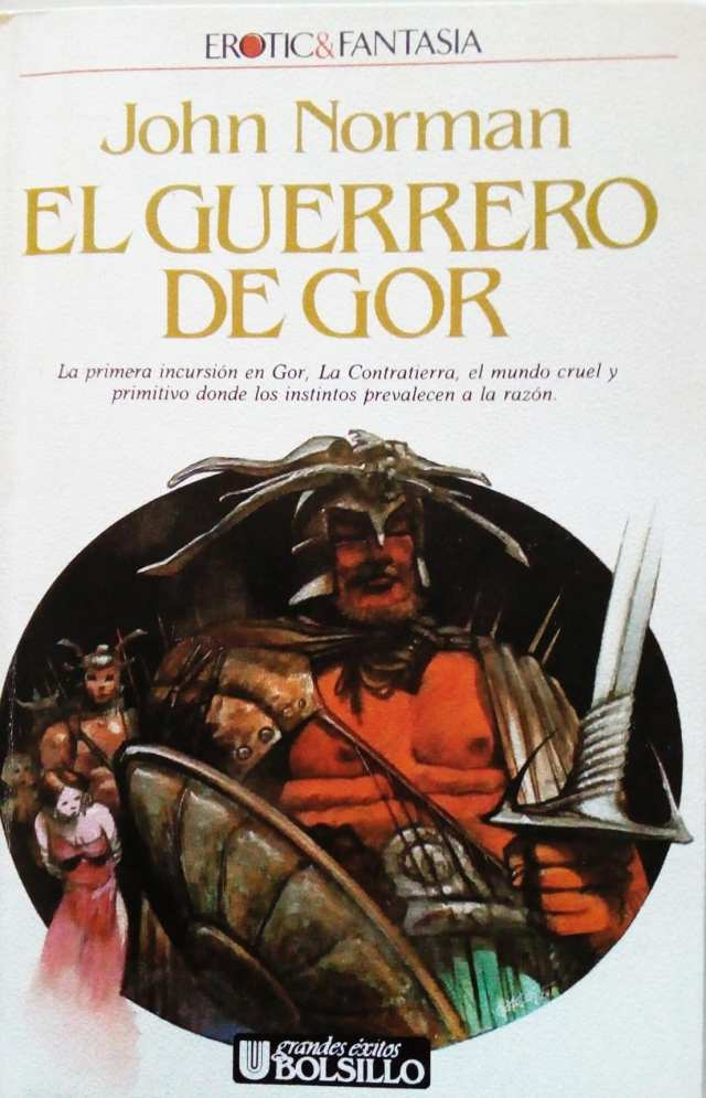 El guerrero de Gor