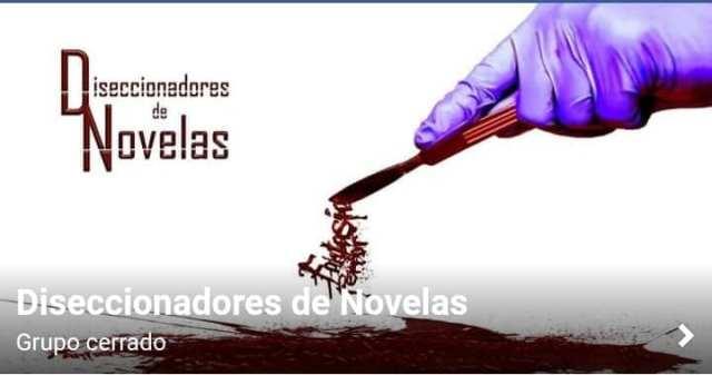 Diseccionadores de novelas