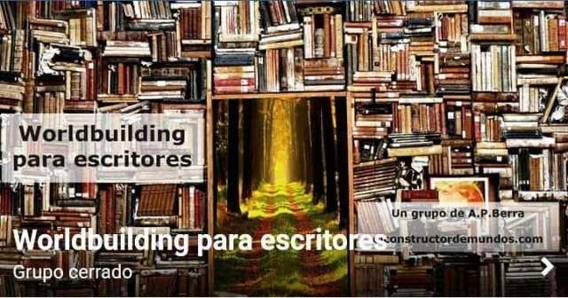 Worldbuilding para escritores